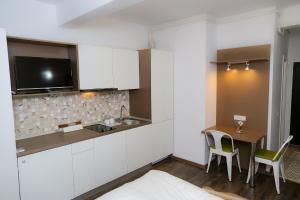 Studio, Apartmanok  Bukarest - big - 8