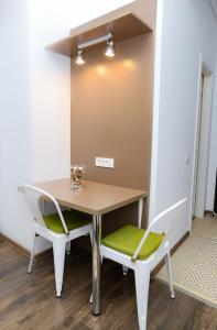 Studio, Apartmanok  Bukarest - big - 21