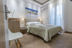 Polis Boutique Hotel, Hotely  Naxos Chora - big - 53