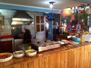 Churup Guest House, Penzióny  Huaraz - big - 50