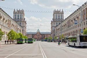 Prime Apartments 2, Apartmány  Minsk - big - 11