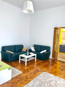 CRZ Studio Sibiu, Apartments  Sibiu - big - 4