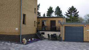 Haus Gretchen Alpen, Гостевые дома  Ксантен - big - 61
