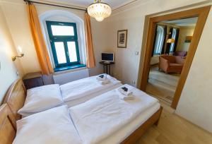 U Zvonu apartments, Ferienwohnungen  Český Krumlov - big - 43