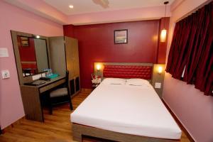 Hotel Crestwood, Hotels  Kalkutta - big - 17