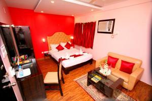 Hotel Crestwood, Hotels  Kalkutta - big - 20