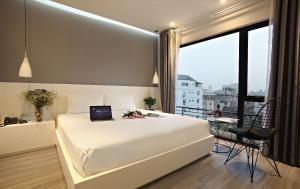 Hanoi Ping Luxury Hotel, Hotely  Hanoj - big - 21