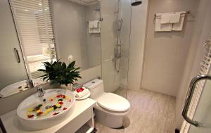 Hanoi Ping Luxury Hotel, Отели  Ханой - big - 27