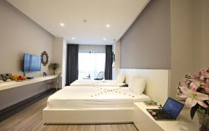 Hanoi Ping Luxury Hotel, Hotel  Hanoi - big - 26