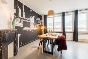 Smartflats City - Saint-Gangulphe, Apartmanok  Liège - big - 4