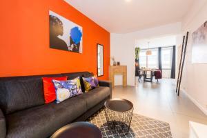 Smartflats City - Saint-Gangulphe, Apartmanok  Liège - big - 9
