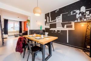 Smartflats City - Saint-Gangulphe, Apartmanok  Liège - big - 10