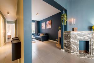Smartflats City - Saint-Gangulphe, Apartmanok  Liège - big - 18