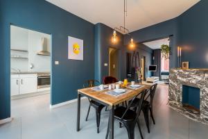 Smartflats City - Saint-Gangulphe, Apartmanok  Liège - big - 19