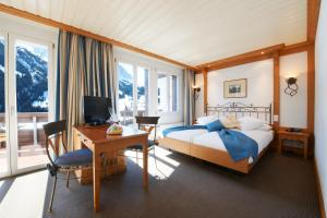 Derby Swiss Quality Hotel, Hotel  Grindelwald - big - 3