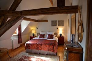 Les Deux Chèvres, Hotels  Gevrey-Chambertin - big - 11