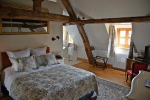 Les Deux Chèvres, Hotels  Gevrey-Chambertin - big - 12