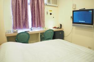 Sun Moon Star Hostel, Проживание в семье  Budai - big - 13