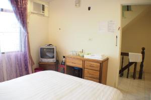 Sun Moon Star Hostel, Проживание в семье  Budai - big - 20