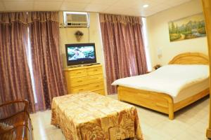 Sun Moon Star Hostel, Проживание в семье  Budai - big - 23
