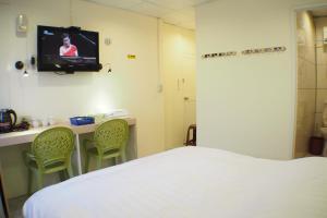 Sun Moon Star Hostel, Проживание в семье  Budai - big - 24