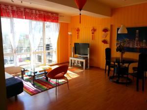 Feng Shui style apt. in the heart of Chisinau