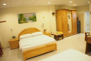 Sun Moon Star Hostel, Проживание в семье  Budai - big - 28
