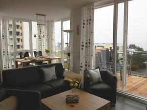 Apartment Leuchtturm 16, Apartmány  Großenbrode - big - 26