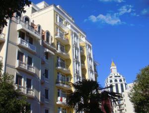 Apartments in the Center of Batumi, Apartmány  Batumi - big - 28