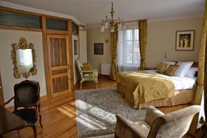 Les Deux Chèvres, Hotels  Gevrey-Chambertin - big - 13