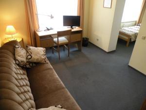 Amicus Hotel, Hotely  Vilnius - big - 8