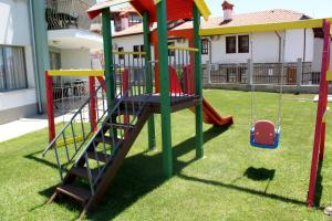 Gardenia Vacation Settlement, Apartmanhotelek  Szozopol - big - 33