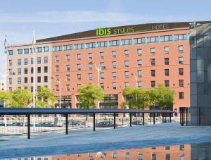 ibis Styles Evry Cathedrale (ex-all seasons)