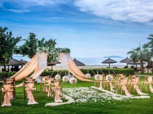 Pullman Oceanview Sanya Bay Resort & Spa, Hotels  Sanya - big - 129