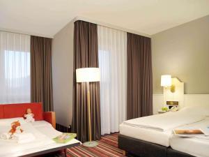Mercure Hotel Bad Homburg Friedrichsdorf, Hotels  Friedrichsdorf - big - 52