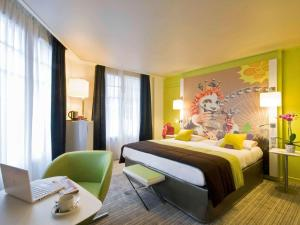 Mercure Nice Centre Grimaldi, Hotels  Nice - big - 21