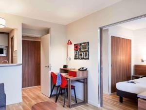 Lejlighed med 1 soveværelse (4 voksne)