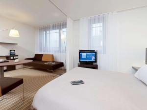 Superior Suite with Double Bed and Sofa Bed (3 Adults)