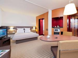Superior Suite with Double Bed and Sofa Bed