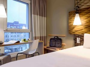 Ibis Leipzig City, Hotels  Leipzig - big - 18