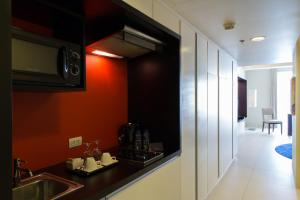 The Picasso Boutique Serviced Residences Managed by HII, Hotely  Manila - big - 16