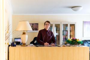 Hotel Adler, Szállodák  Wismar - big - 20