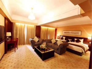 Jinan Xuefu Hotel, Отели  Цзинань - big - 19