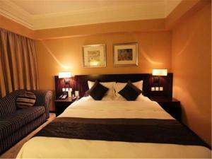 Jinan Xuefu Hotel, Отели  Цзинань - big - 11