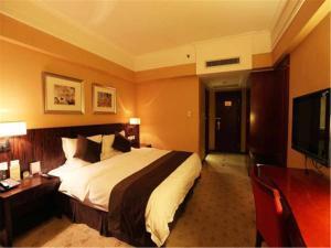 Jinan Xuefu Hotel, Отели  Цзинань - big - 10