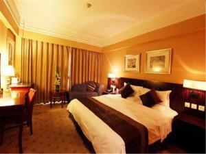 Jinan Xuefu Hotel, Отели  Цзинань - big - 9