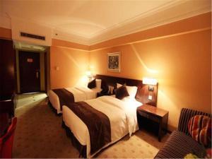 Jinan Xuefu Hotel, Отели  Цзинань - big - 7