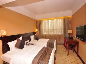Jinan Xuefu Hotel, Отели  Цзинань - big - 4