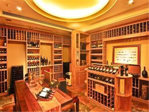 Jinan Xuefu Hotel, Отели  Цзинань - big - 29