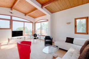 Romantic Villa near Monaco, Ville  Roquebrune-Cap-Martin - big - 6
